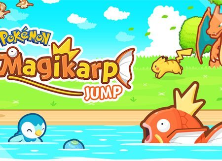 Pokemon: Magikarp Jump, disponibile la versione 1.2.2 sui dispositivi iOS