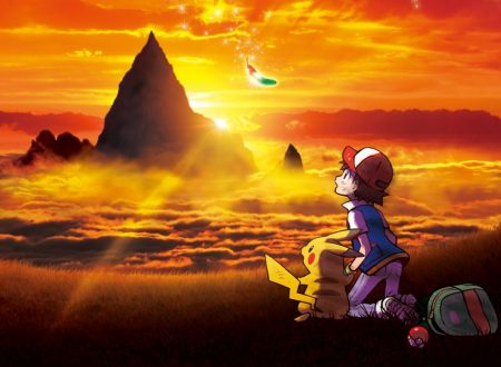 Pokemon the Movie: I Choose You!, il film sarà trasmesso in Occidente in due soli giorni del mese di Novembre