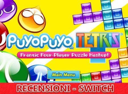 Puyo Puyo Tetris – Recensione – Switch eShop