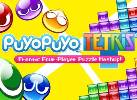 Puyo Puyo Tetris: una patch di bilanciamento è in arrivo ad agosto su Nintendo Switch