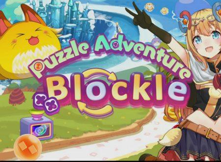 Puzzle Adventure Blockle: il titolo in arrivo il 3 agosto anche sui Nintendo Switch europei