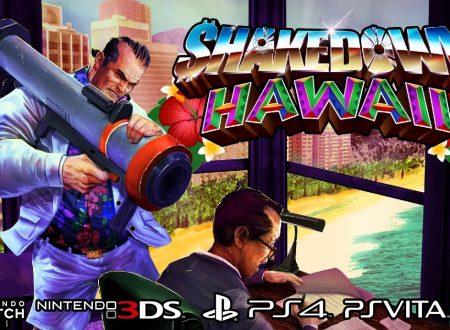 Shakedown: Hawaii, pubblicato un nuovo trailer completo del titolo in arrivo su Nintendo Switch