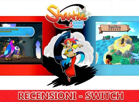 Shantae: Half-Genie Hero – Recensione – Switch eShop