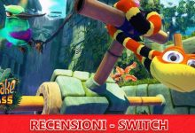 Snake Pass – Recensione – Switch eShop