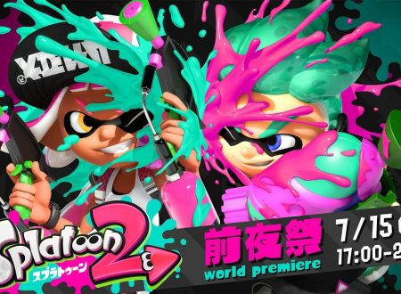 Splatoon 2: Splatfest World Premiere, primo sguardo in video allo Splatfest giapponese, Rock vs. Pop