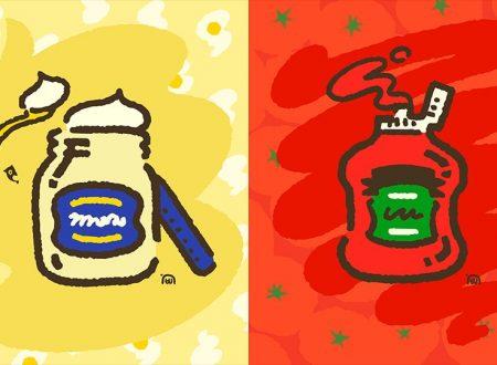 Splatoon 2: annunciato il prossimo Splatfest europeo, ketchup vs. maionese