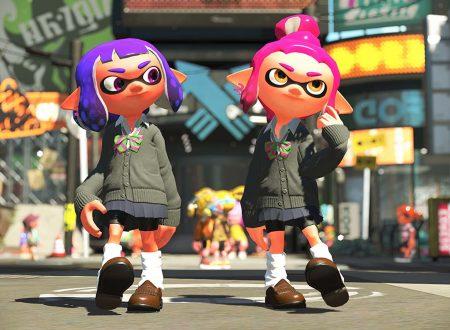 Nuova manutenzione per i servizi di rete di Splatoon 2 e titoli per Wii U e 3DS, nei prossimi giorni