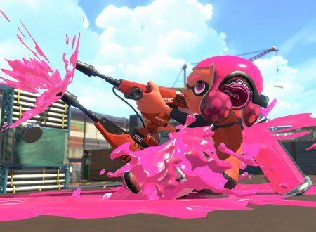 Splatoon 2: lo Sweeper duo verrà inserito domani all'interno del titolo per Nintendo Switch