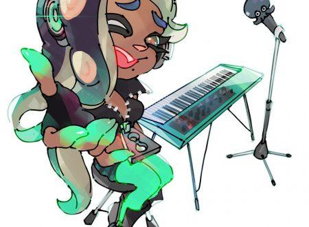 Splatoon 2: mostrati i primi artwork ufficiali di Nori e Alga, le due ragazze del Tenta Cool