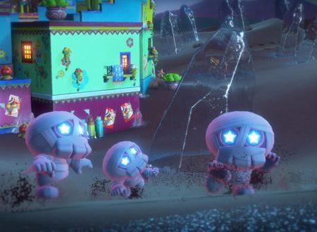 Super Mario Odyssey svelato Bendalito, un nuovo nemico notturno presente nel gioco