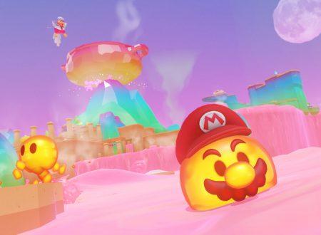 Super Mario Odyssey: mostrata una clip del Fiammetto cap-turato da Mario nel gioco