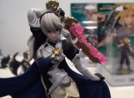 Super Smash Bros: video unboxing per gli amiibo di Bayonetta, Corrin e Cloud