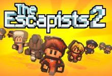 The Escapists 2: il nuovo trailer mostra una nuova prigione semovibile