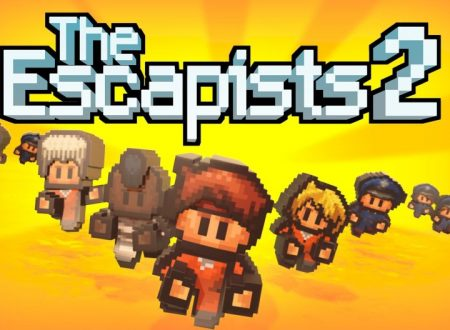 The Escapists 2: il nuovo trailer mostra una nuova prigione semovibile
