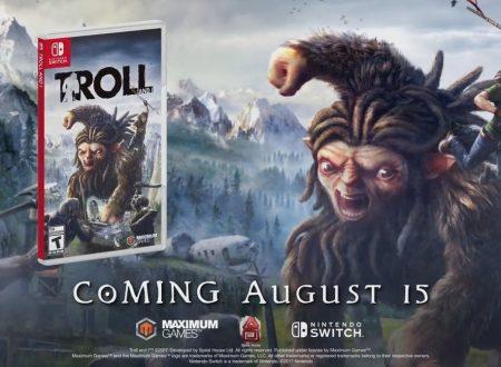 Troll and I: il titolo in arrivo il prossimo 15 agosto su Nintendo Switch, nuovo trailer