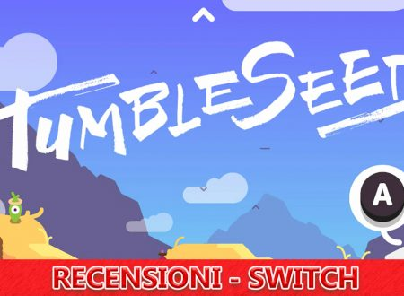 TumbleSeed – Recensione – Switch eShop