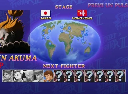 Ultra Street Fighter II: The Final Challengers, come sbloccare e giocare con Shin Akuma
