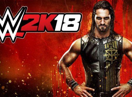 WWE 2K18: il titolo di wrestling in arrivo ufficialmente su Nintendo Switch