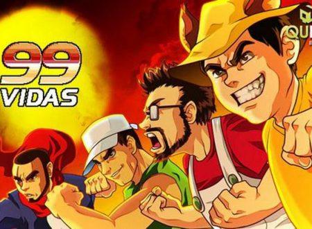99Vidas: il titolo annunciato ed in arrivo nei prossimi mesi su Nintendo Switch