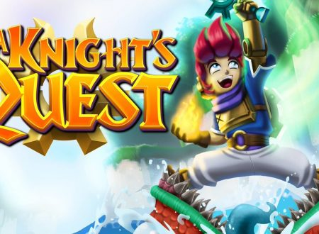 A Knight's Quest: il titolo di Curve Digital annunciato per Nintendo Switch