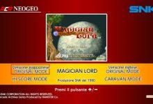 ACA NEOGEO MAGICIAN LORD: uno sguardo in video dai Nintendo Switch europei