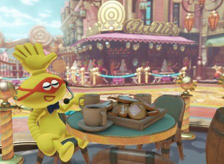 ARMS: Nintendo teasa un nuovo stage e la presenza di Armando nel gioco su Twitter?