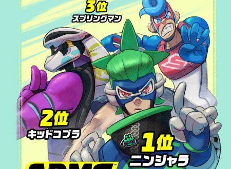 ARMS: i personaggi più utilizzati nella versione 2.1, Lola Pop in arrivo a metà settembre