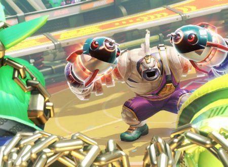 ARMS: scovate nuove diciture nel codice di gioco, su vecchi e nuovi personaggi del roster