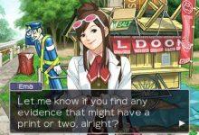 Apollo Justice: Ace Attorney, il titolo in arrivo a novembre sull'eShop del Nintendo 3DS