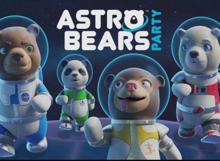 Astro Bears: il titolo in arrivo il 31 agosto sui Nintendo Switch europei