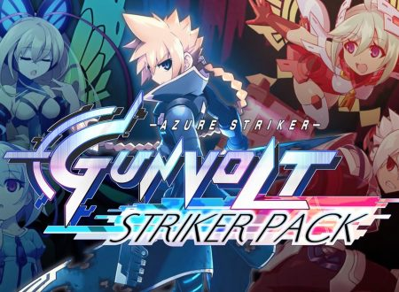 Azure Striker Gunvolt: Striker Pack, pubblicato un video gameplay su Nintendo Switch