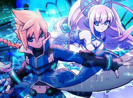 Azure Striker Gunvolt: Striker Pack, l'eShop giapponese mostra nuovi screenshots della versione per Nintendo Switch