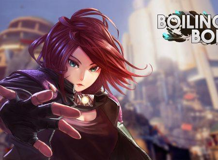 Boiling Bolt: titolo annunciato per l'arrivo su Nintendo Switch, presente al Gamescom 2017