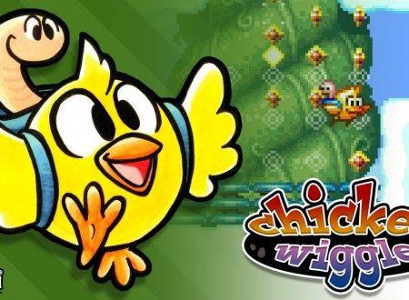 Chicken Wiggle: il titolo in arrivo il 17 agosto sui Nintendo 3DS europei