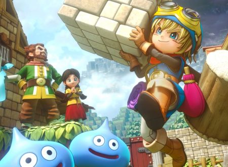 Dragon Quest Builders: mostrati i primi video della versione per Nintendo Switch