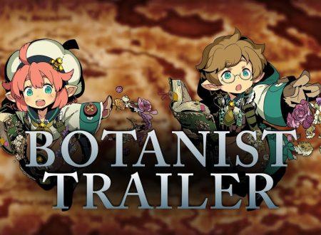 Etrian Odyssey V: Beyond The Myth, pubblicato un trailer sulla classe Botanist