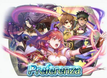Fire Emblem Heroes: la preferenza evocazione: eroi bonus per l'evento Finalmente riuniti delle prove Tempesta, ora disponibile