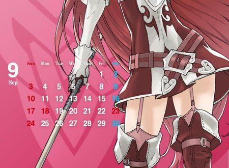 Fire Emblem Heroes: ora disponibili gli sfondi calendario di Ephraim e Cordelia del mese di settembre