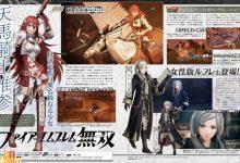 Fire Emblem Warriors: Cordelia e Daraen femmina confermati per il roster del gioco