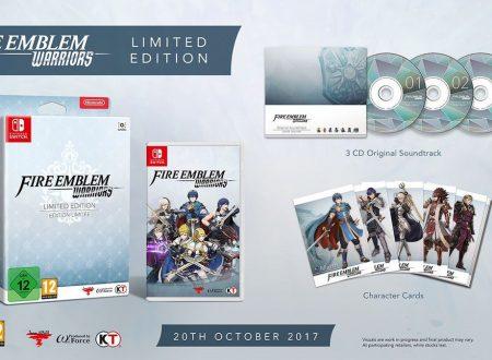 Fire Emblem Warriors: nuove info sul titolo in arrivo nello streaming di Famitsu settimana prossima