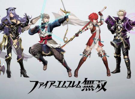 Fire Emblem Warriors: i nuovi personaggi annunciati, mostrati in live al Gamescom 2017