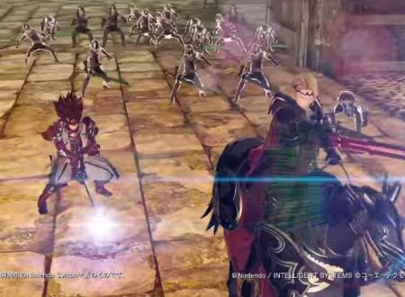 Fire Emblem Warriors: il nuovo trailer mostra l'attacco in combo di Ryoma e Xander