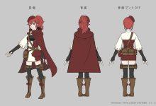 Fire Emblem Warriors: mostrate delle immagini concept art di Marth e Anna