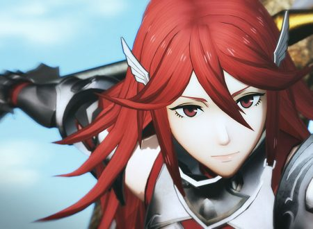 Fire Emblem Warriors: mostrati i primi screenshots di Cordelia e Daraen femmina