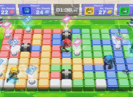 Flip Wars: il titolo aggiornato ora alla versione 1.1.0 sui Nintendo Switch europei
