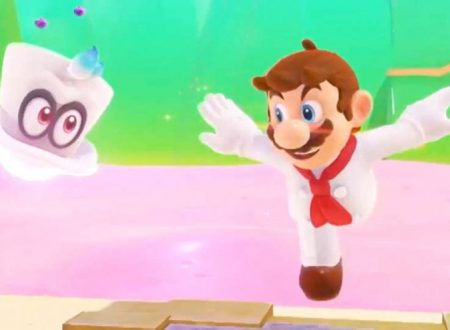 Gamescom Award 2017: svelati i vincitori, Super Mario Odyssey primeggia insieme a Metroid: Samus Returns e Mario + Rabbids Kingdom Battle