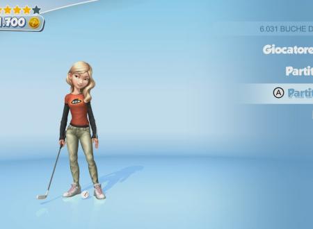 Infinite Minigolf: uno sguardo in video alla modalità online del titolo su Nintendo Switch