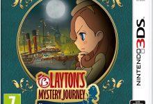 LAYTON'S MYSTERY JOURNEY: mostrata la boxart europea del titolo per Nintendo 3DS