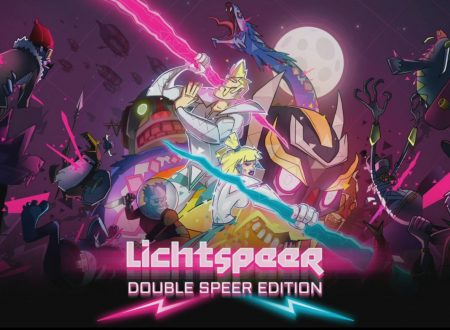 Lichtspeer: Double Speer Edition e Butcher: i due titoli in arrivo presto sui Nintendo Switch europei
