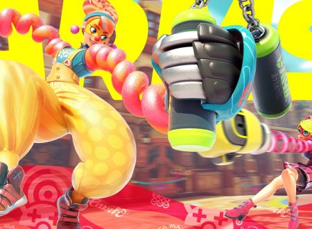 ARMS: nuovo video per Lola Pop dal Gamescom di Nintendo, presto in arrivo con l'update